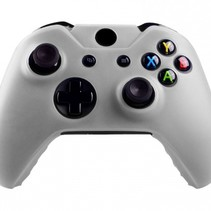 Silicone Cover  Skin for Xbox One (S) Controller - Transparent