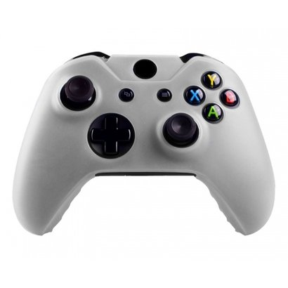 Geeek Silicone Cover  Skin für Xbox One (S) Controller - Transparant