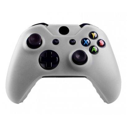 Geeek Xbox One Controller Silikonschutzhülle Cover Skin - Transparent