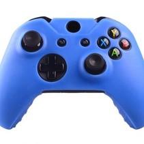Silicone Cover Skin für Xbox One (S) Controller - Blau