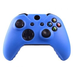 Geeek Xbox One Controller Silicone Protective Skin Cover Blue