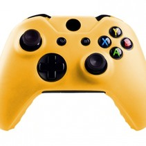 Silicone Cover Skin for Xbox One (S) Controller - Yellow