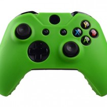 Silicone Cover Skin voor Xbox One (S) Controller - Green