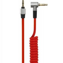 Cable Beats Pro Headphone Red