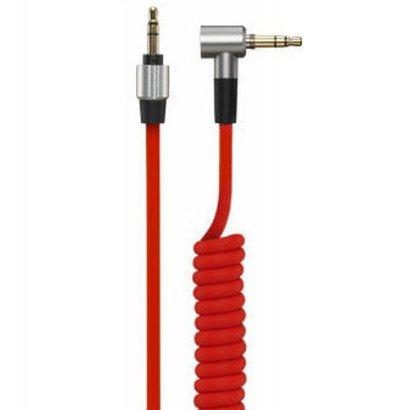 Geeek Audiokabel für Beats Pro Kopfhörer - Rot