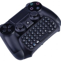 Mini keyboard for PlayStation 4 Controller