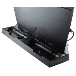Geeek PS4 Vertical Docking Station with Cooling Fan and Charger