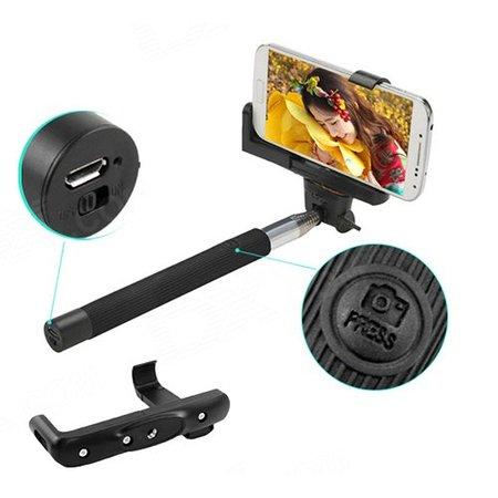 Geeek Bluetooth wireless selfie Stick