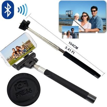 Geeek Bluetooth-Selfie Stick
