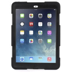 Geeek Survivor Extreme-Duty Case iPad Air Black