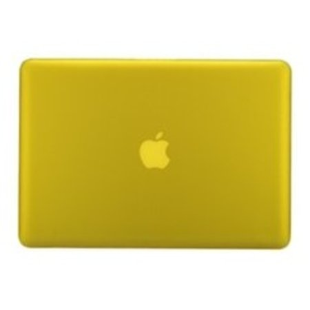 Geeek Hardshell Cover MacBook Pro 15 Zoll Retina – Gelb