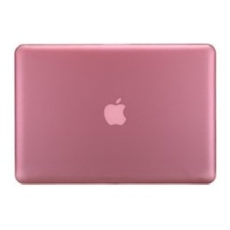 Geeek Hardshell Cover MacBook Pro 15 Zoll Retina – Rosa