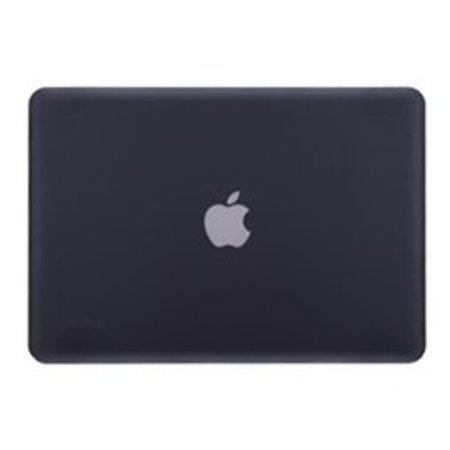 Geeek Hardshell Cover MacBook Pro 15 Zoll – Schwarz