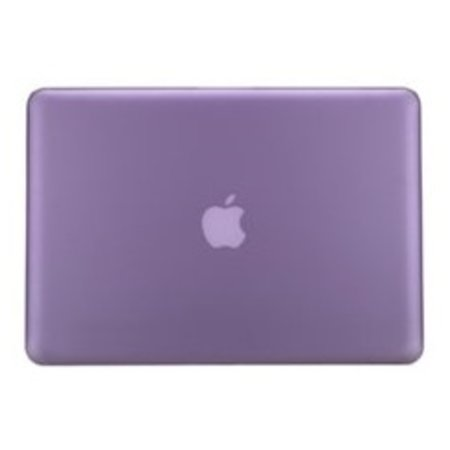 Geeek Hardshell Cover für MacBook Pro 15 Zoll – Lila