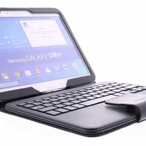 Bluetooth Tastatur Case / Cover für Samsung Galaxy Tab 4 8.0 – Schwarz