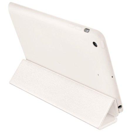 Geeek iPad Air 2 Smart Case Ledertasche – Weiß