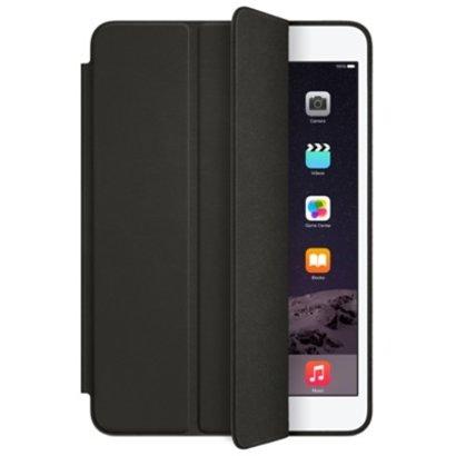 Geeek iPad Air 2 Smart Case Ledertasche - Schwarz