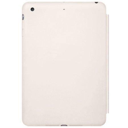 Geeek iPad Air Smart Case Ledertasche – Weiß