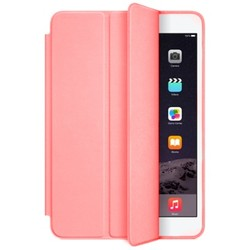 Geeek iPad Air Smart Case Ledertasche – Rosa
