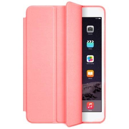 Geeek iPad Air Smart Case Ledertasche – Rosa