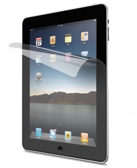 iPad 4 Screenprotector Clear