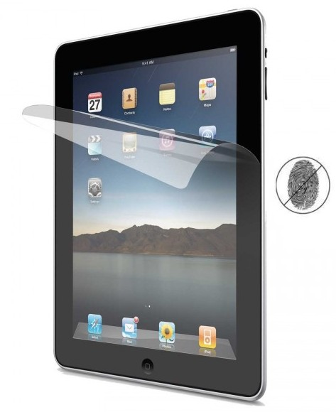 iPad 4 Screenprotector Anti Glare Mat