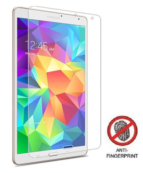 Samsung Galaxy Tab S 8.4 Screenprotector Anti Glare