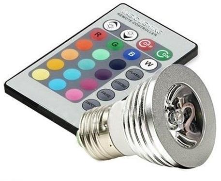 LED Spot lamp met afstandsbediening