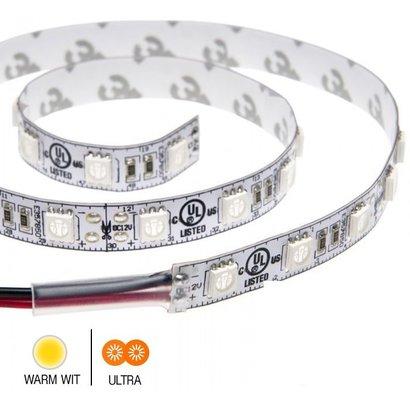 Geeek LED Stripes Warmweiß 60 LED – 5m