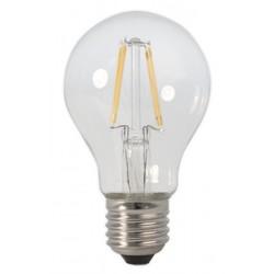 Geeek LED Gloeilamp Bulb E27 Grote Fitting Warm Wit 4 Watt 3 stuks