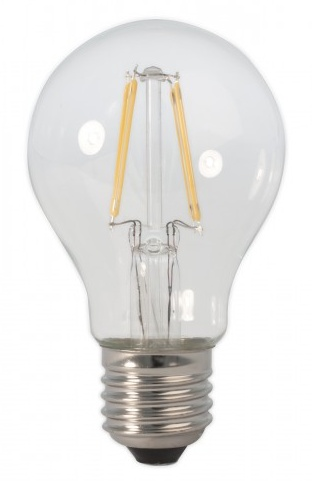 LED Gloeilamp Bulb E27 Grote Fitting Warm Wit 4 Watt