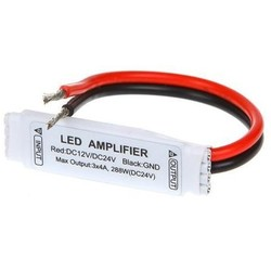 Geeek Led Amplifier Repeater Amplifierl RGB Color