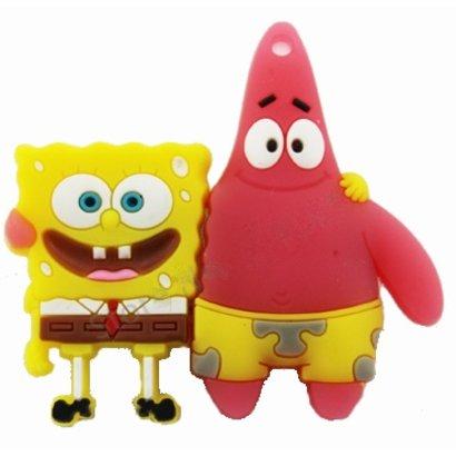 Geeek SpongeBob und Patrick USB Stick