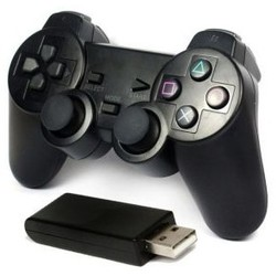 Geeek PS3 Controller voor PC 2.4 Ghz