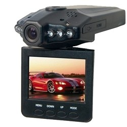 Geeek DashCam CarCam DVR Recorder HD 720p with night vision