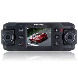 Geeek DashCam CarCam DVR Doppelkamera