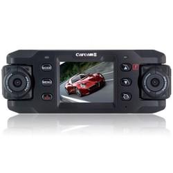 Geeek DashCam CarCam DVR Dual Cam with GPS