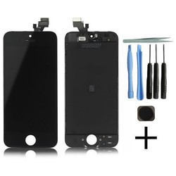 Geeek iPhone 5S Display Set – Schwarz