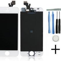 iPhone 5S Display Scherm Wit