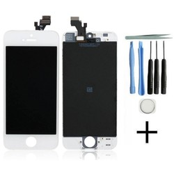 Geeek iPhone 5S Display Set – Weiß