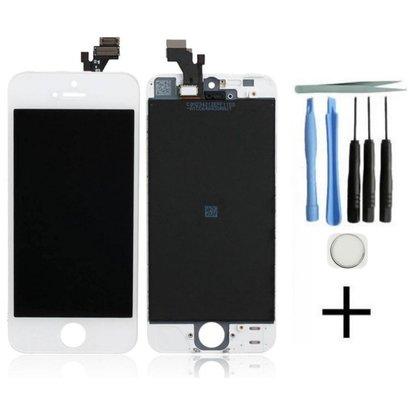 Geeek iPhone 5S Display Set – Weiß