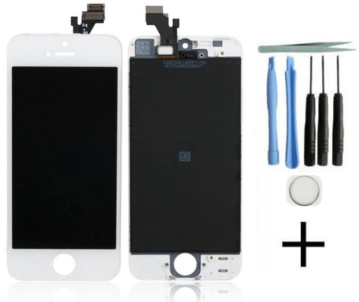 Iphone 5s nieuw scherm