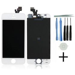 Geeek iPhone 5 Display Screen White