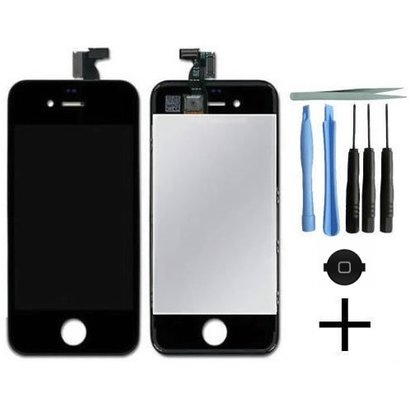 Geeek iPhone 4S Display Set – Schwarz