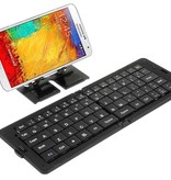 Geeek Faltbare Bluetooth Tastatur für Smartphones und Tablet