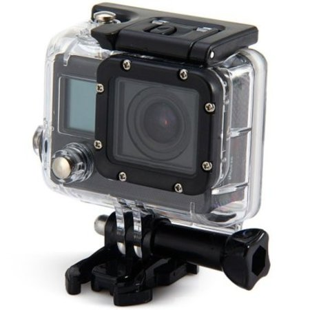"Geeek ActionCam ""Hero 4"" F42 HD WiFi 1080p wasserfest"