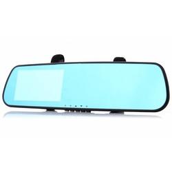 Geeek DashCam CarCam driving mirror HD 1080p Dual Cam