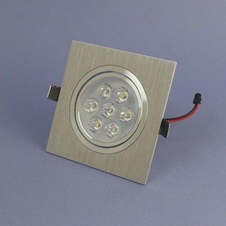 Geeek Dimmbare Einbau-LED 7W - Warmweiss