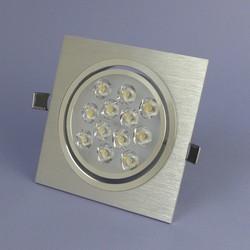 Geeek Dimmbare Einbau-LED 12 Watt - Warmweiß