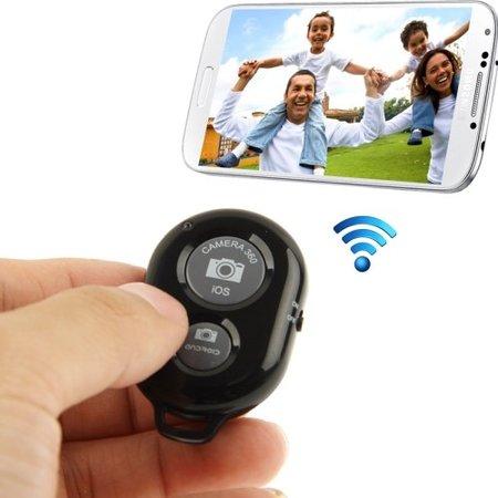 Ashutb Bluetooth Fernauslöser Schwar